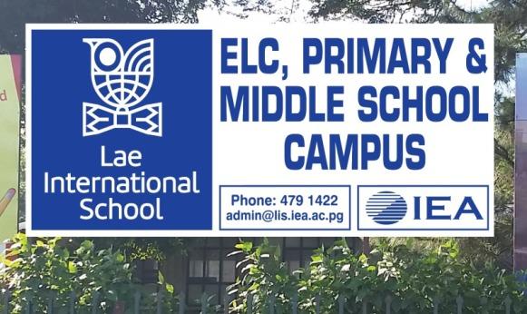 Primary signage