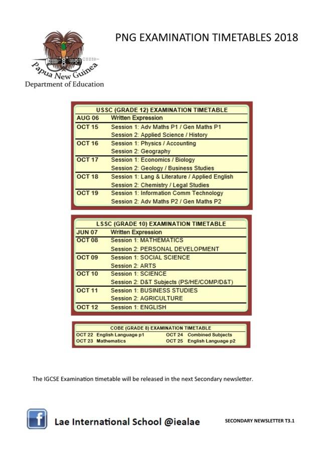 Secondary Newsletter 180725_2